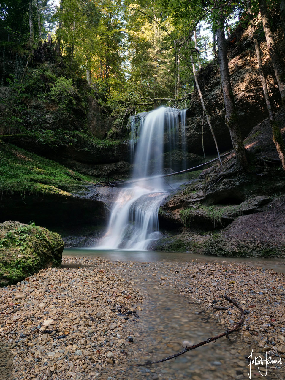 Allgäu Hasenreuter Wasserfall