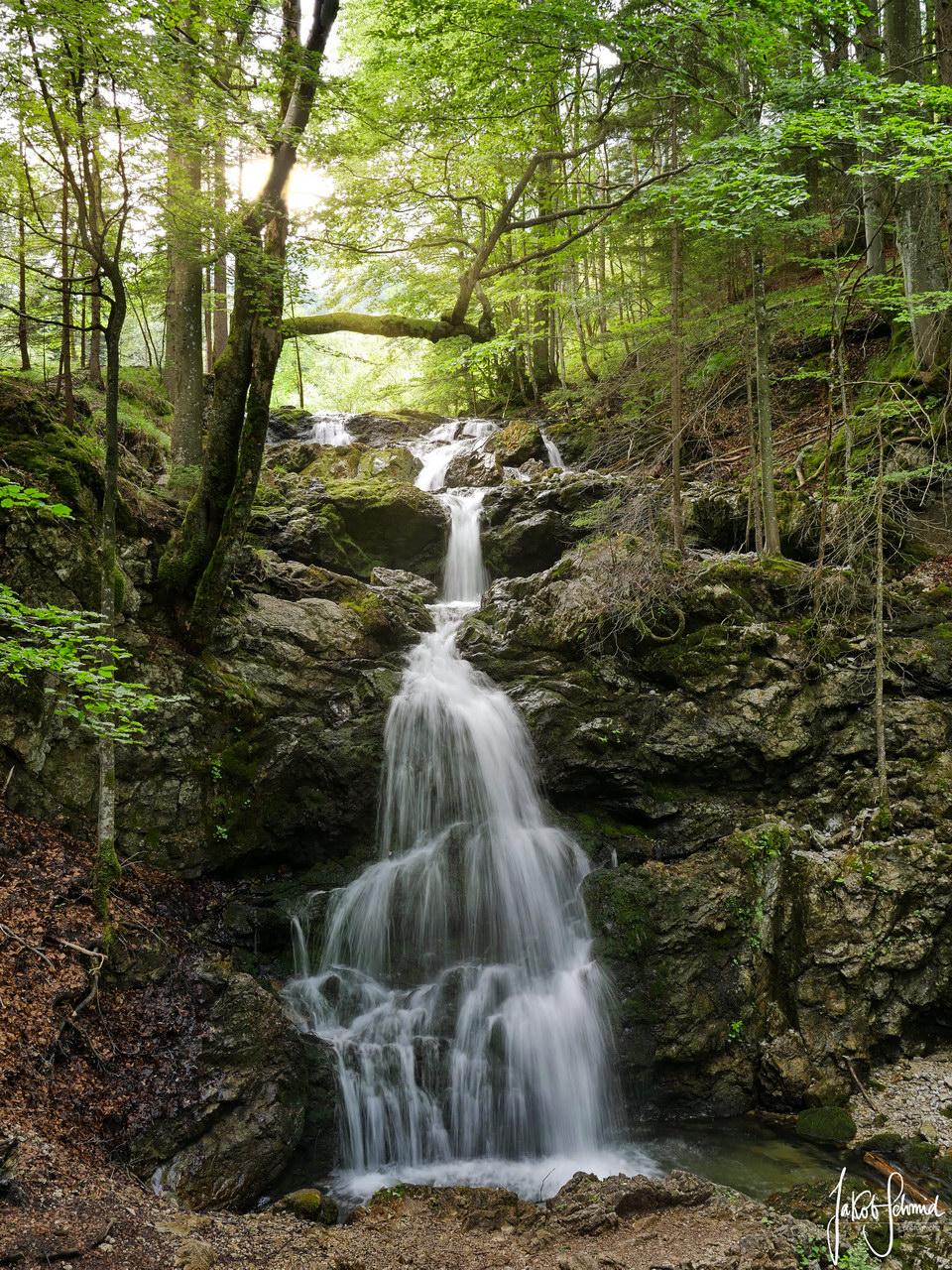 Josephstal Wasserfall