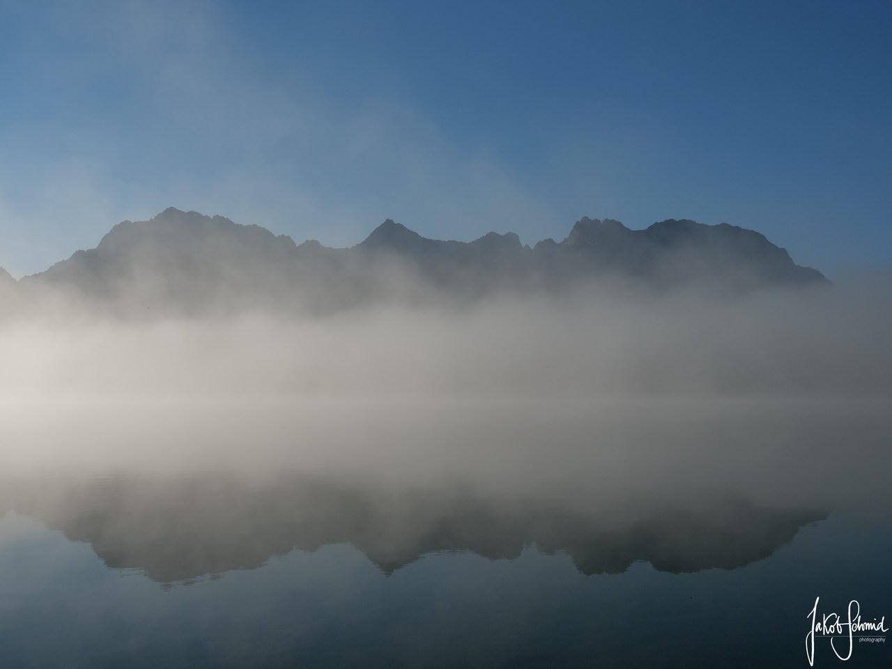 Mittenwald Karwendel Barmsee
