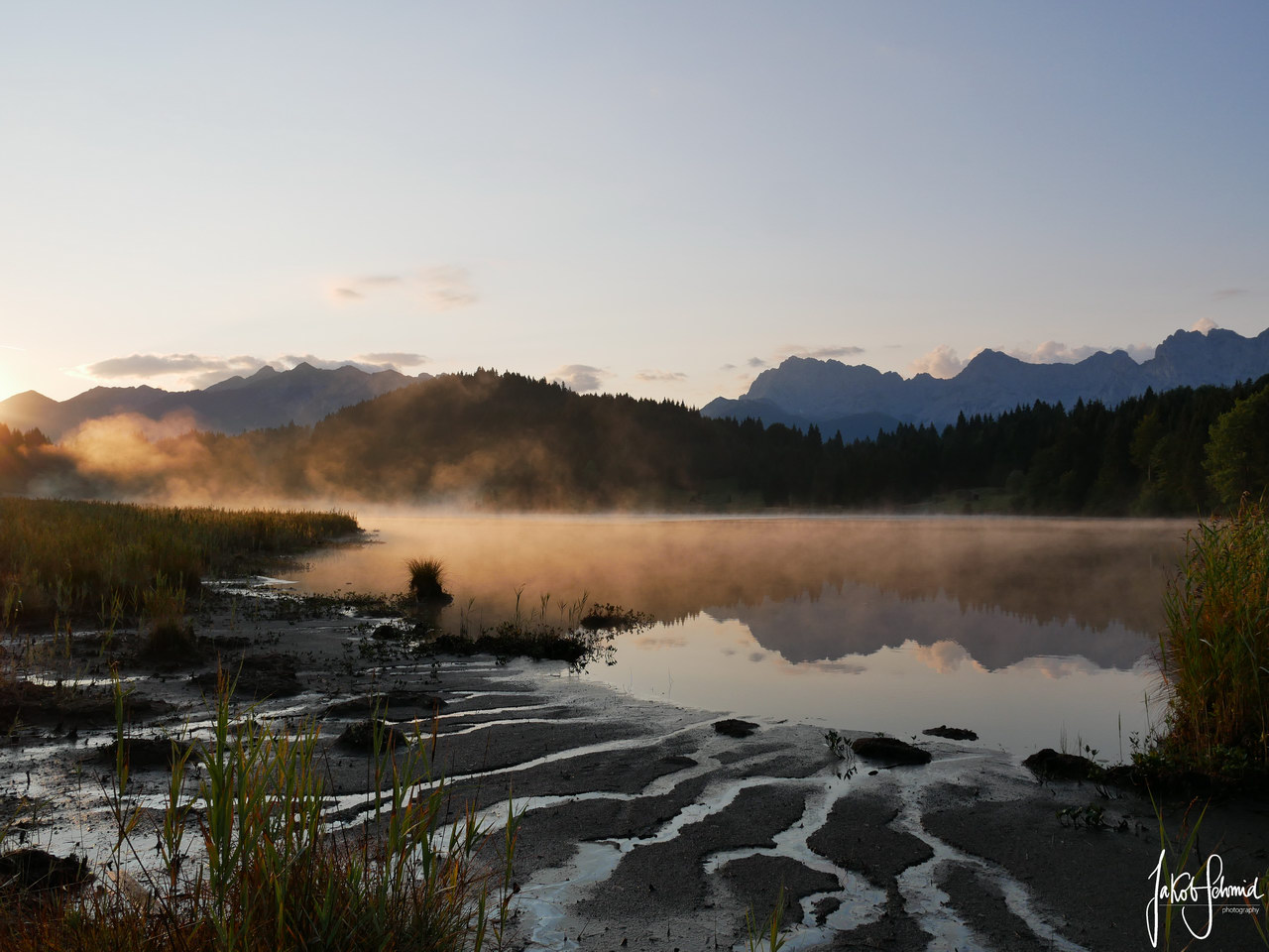 Mittenwald Karwendel Geroldsee