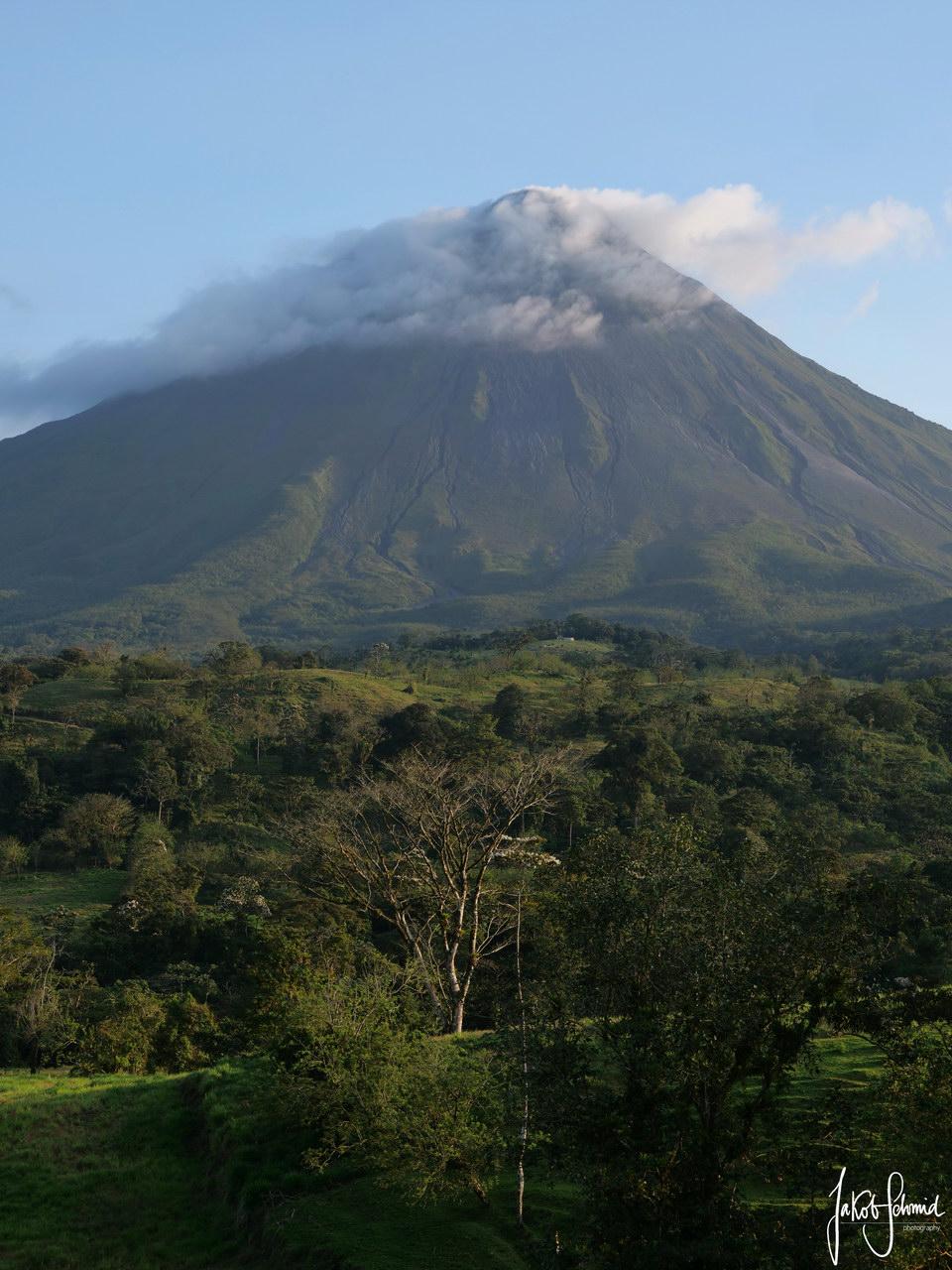 Costa Rica La Fortuna Vulkan Arenal