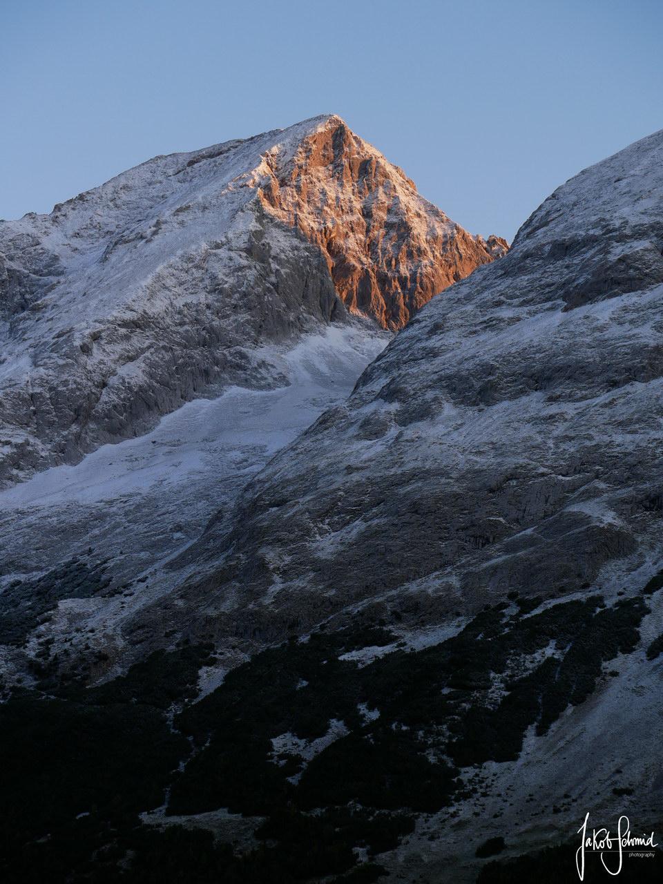 Karwendel Österreich Sonnenaufgang