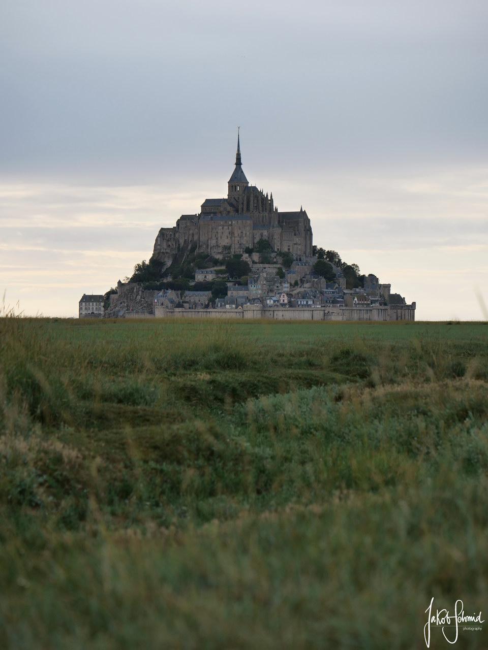 Normandie Mont Saint Michel