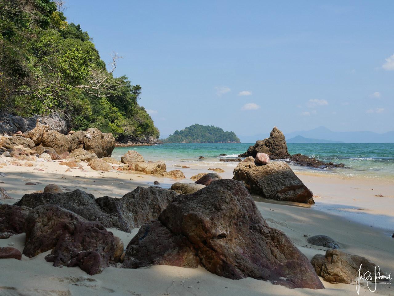 Thailand Ko Phayam Ao Khor Kyo