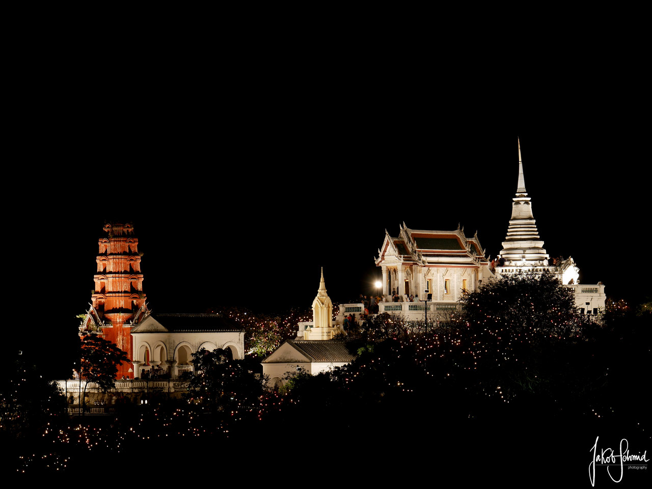 Thailand Phetchaburi Phra Nakhon Khiri